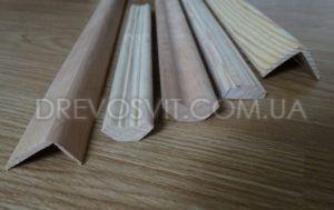 Углы деревянные