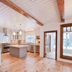 имитация бруса отделка дома интерьер