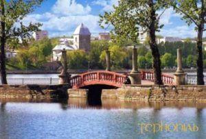 вагонка Тернополь