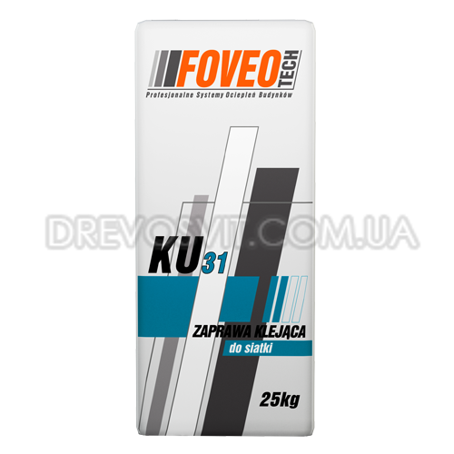 Клей для армуючої сітки FOVEO TECH KU31