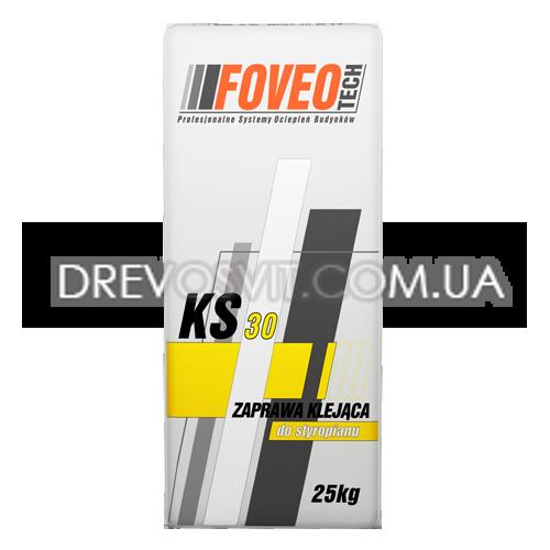 Клей для пенополистирола FOVEO TECH KS30