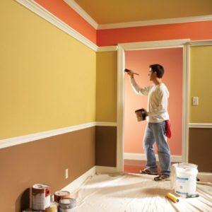 Фарба для внутрішніх робіт