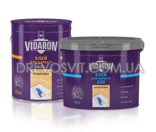 Клей для паркета VIDARON A50